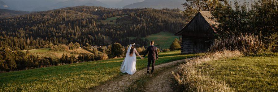 Plener ślubny na Podhalu | Ania&Dawid