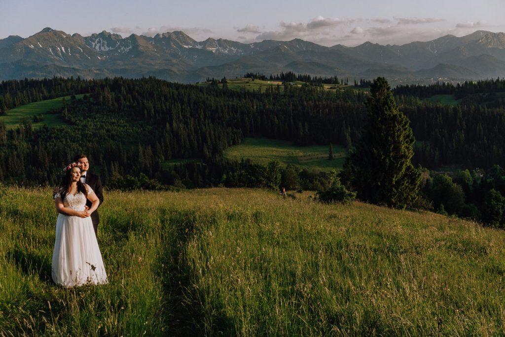 Sesja ślubna - gdzie pojechać z Nowego Sącza?