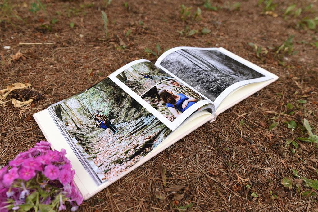 Fotoksiążka - cienkie karty