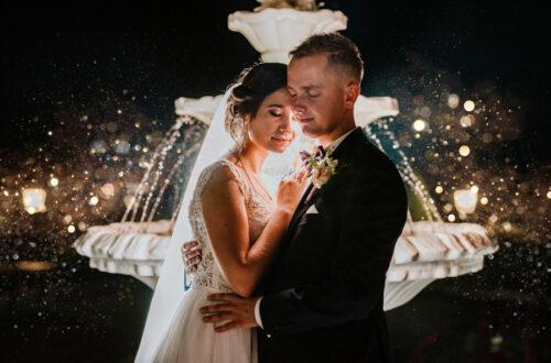 Plan dnia ślubu i wesela