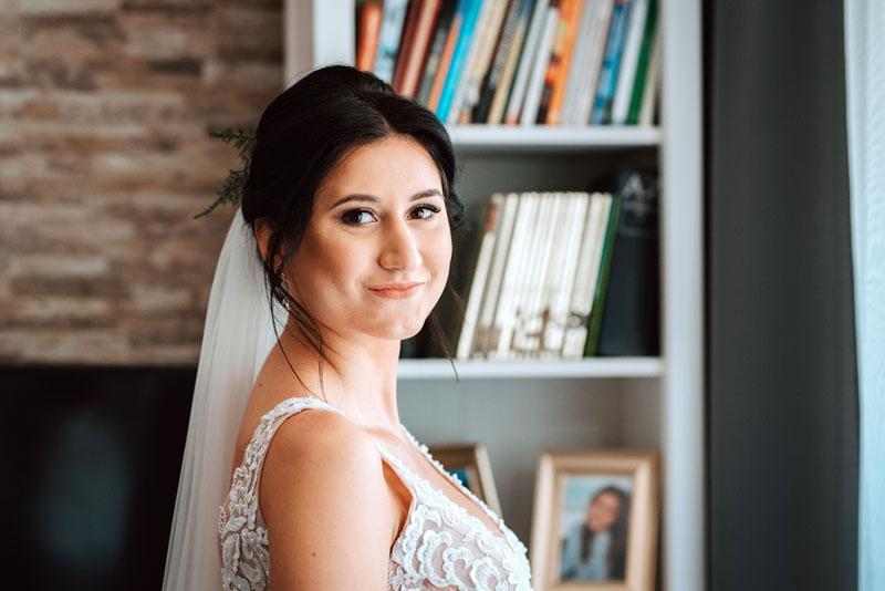 Każde nasze przygotowania ślubne kończymy zdjęciami portretowymi
