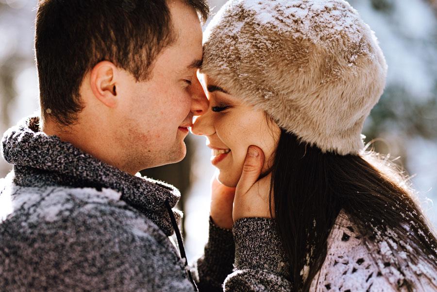 Zdjęciowa sesja walentynkowa pięknie uwieczni Waszą miłość