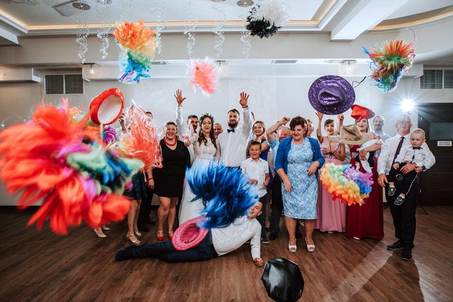 Zdjęcia grupowe - ślub