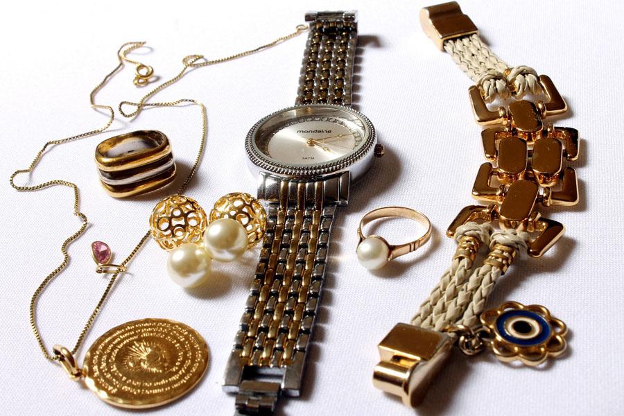 Biżuteria na wykupiny