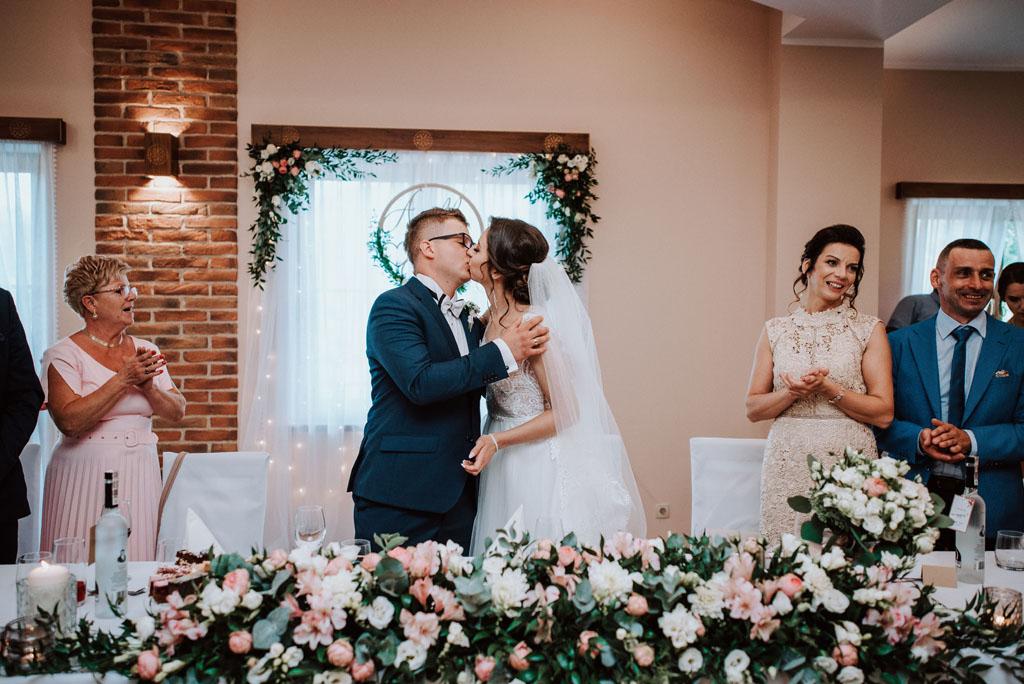 Sala weselna w Żmiącej przy Młynie -  Ujanowice - gorzko gorzko