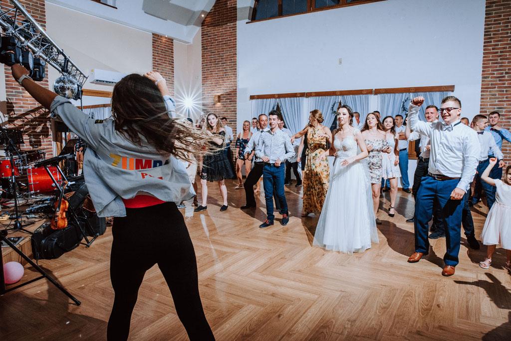 Sala weselna w Żmiącej przy Młynie -  Ujanowice - Zumba - zin Ewa Janisz Chełmiec