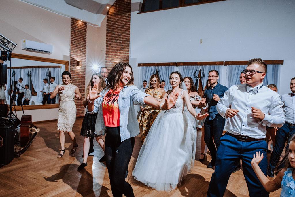 Sala weselna w Żmiącej przy Młynie -  Ujanowice - Zumba Ewa Janisz Chełmiec